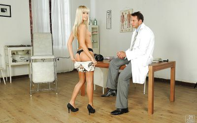 Фото №1 Потрахалась на приеме у гинеколога