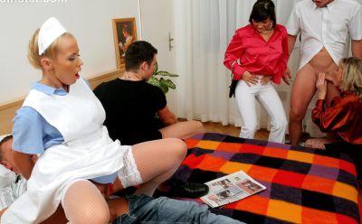 Фото №6 Трахнул медсестру и обоссал двух шалав